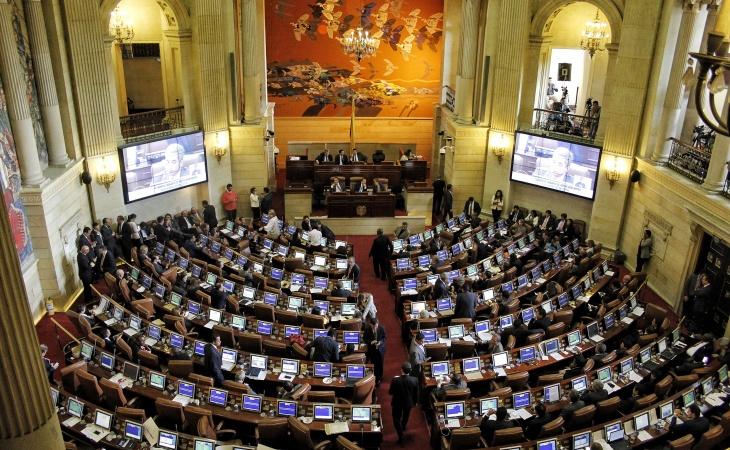 Congreso colombiano, el sexto más grande | El Nuevo Siglo Bogotá