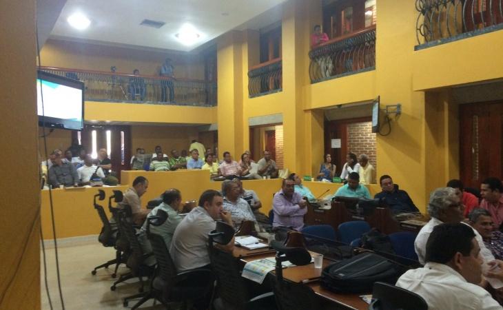 9 concejales de Cartagena acusados de corrupción   El Nuevo
