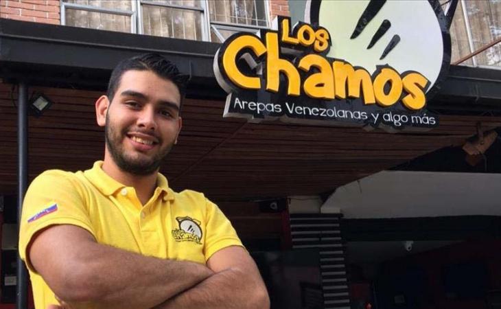 Los Chamos Arepas Venezolanas Y Algo Mas El Nuevo Siglo