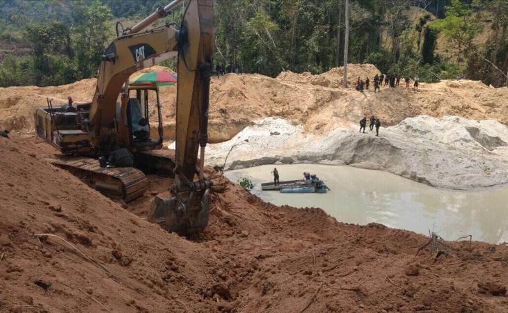Consultas populares no frenan minería: Corte