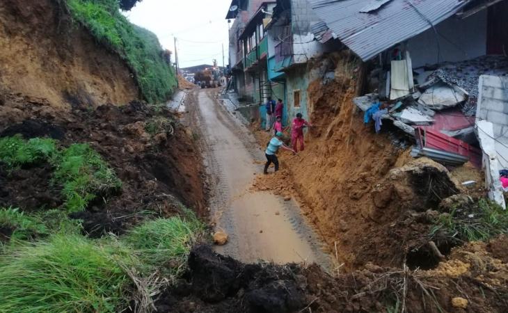 Urgen estrategias para atender catástrofes