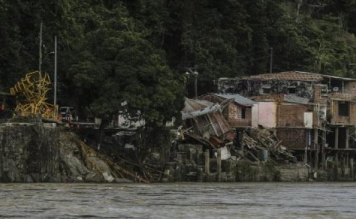 Más de 64.000 afectados por inundaciones en frontera
