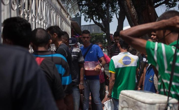 Jefe de ACNUR destaca solidaridad de la región por éxodo venezolano