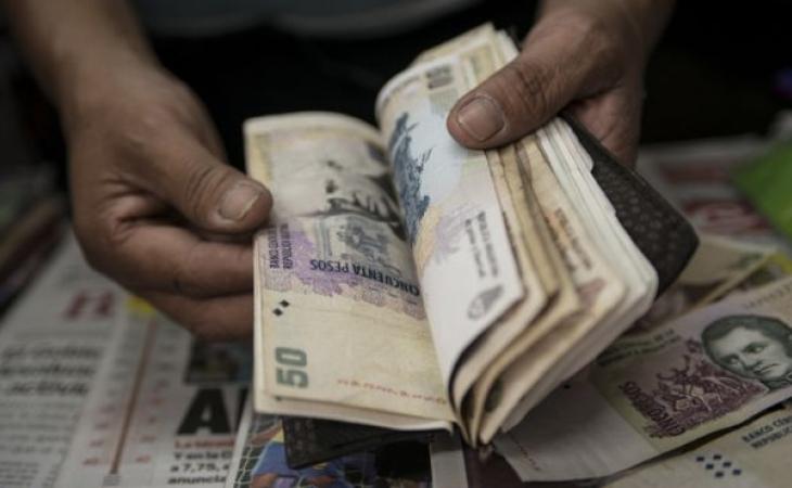Peso argentino, en recuperación