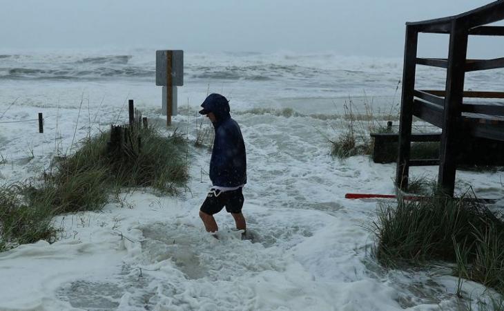 Suman 13 los muertos por huracán Michael y temen por más víctimas