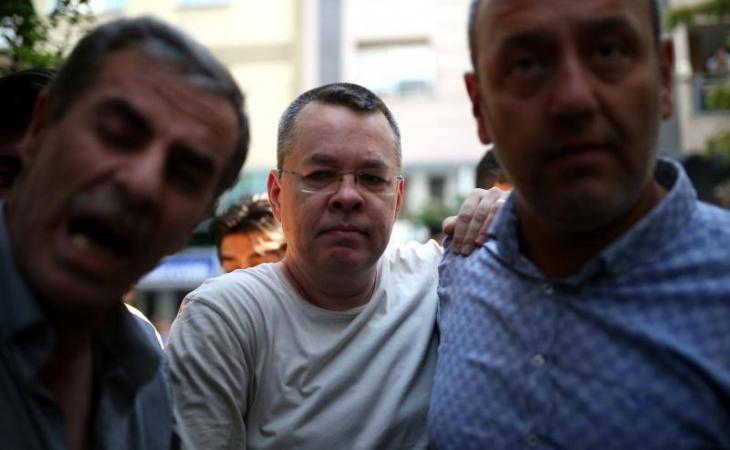 Tribunal turco liberó al pastor de EU Andrew Brunson