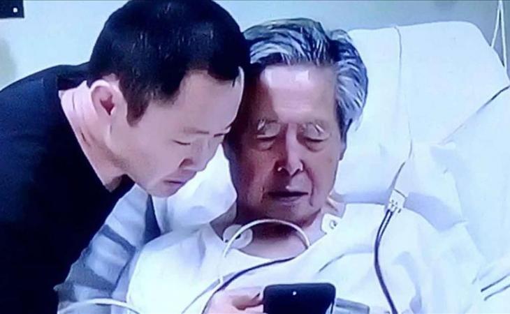 Congreso peruano aprueba ley para impedir cárcel de Fujimori