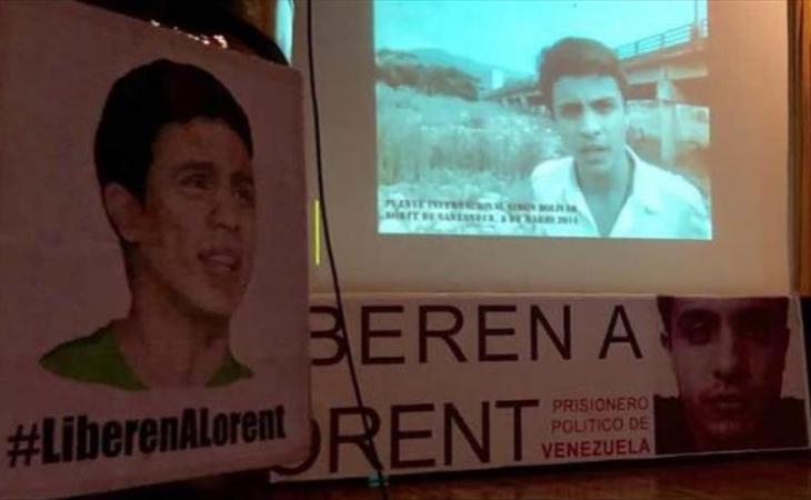 Gobierno de Venezuela libera al líder opositor Lorent Saleh
