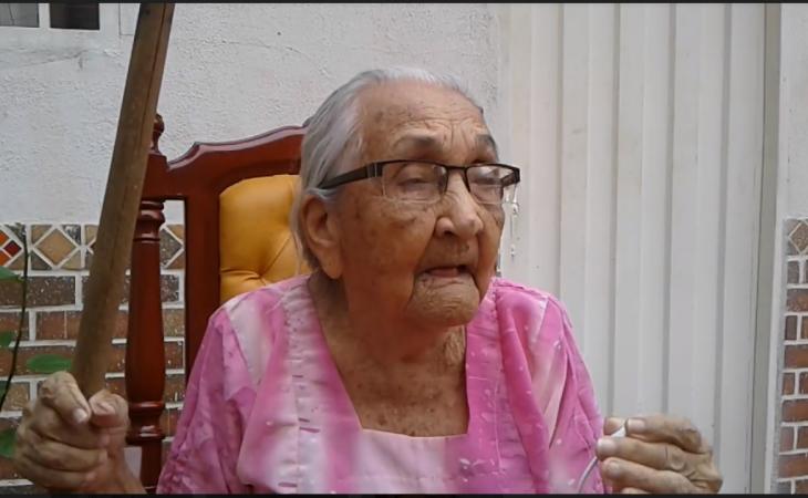 Una bolivarense sería hoy la más longeva del mundo
