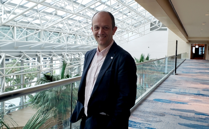 Nuevo gerente general de SAP para el país
