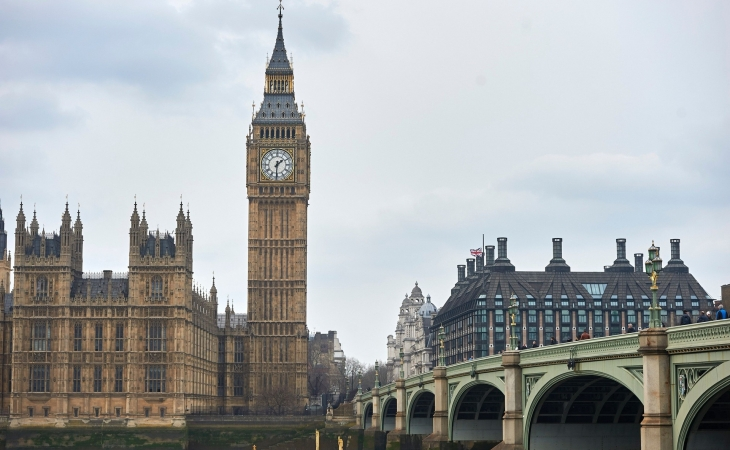 PIB del Reino Unido, el más bajo en 6 años