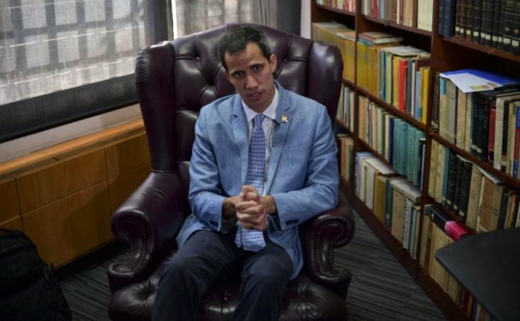 Guaidó hablará en la OEA sobre la situación de Venezuela