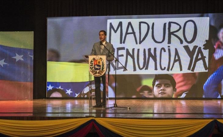 Red de voluntarios distribuirá ayuda humanitaria: Guaidó