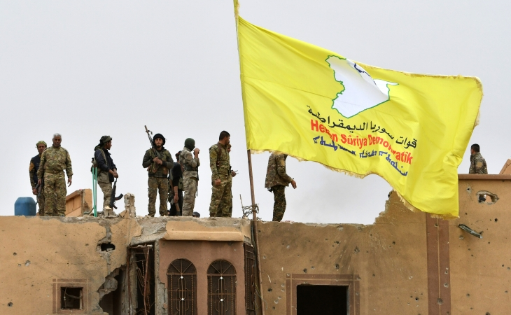 Acabó califato en Siria pero no es el fin de la guerra | El