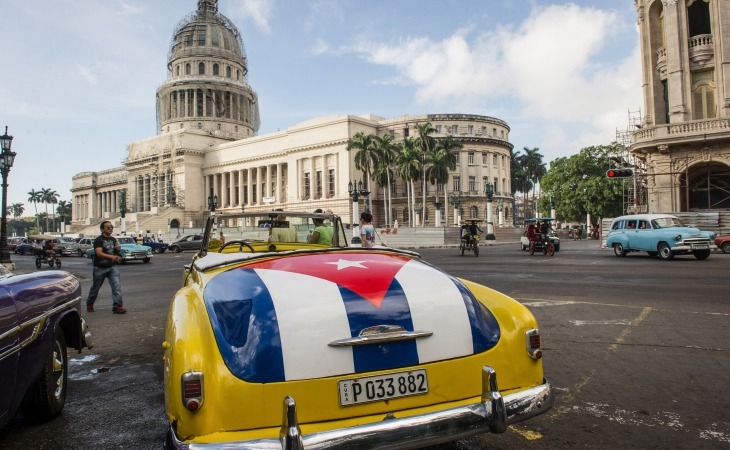 Viajar a Cuba para hacer turismo de lujo  81a45fcd9cdf