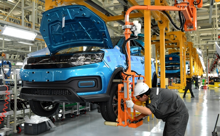 Industria y comercio crecieron 3% en enero