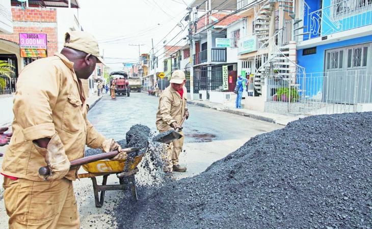 Harán obras de infraestructura por $45 billones este año