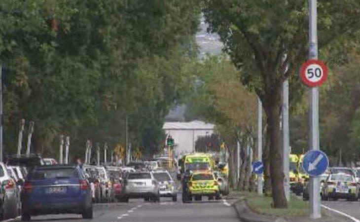 """Policía de Nueva Zelanda menciona """"múltiples víctimas"""" en tiroteo"""
