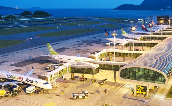Brasil: en venta 12 aeropuertos