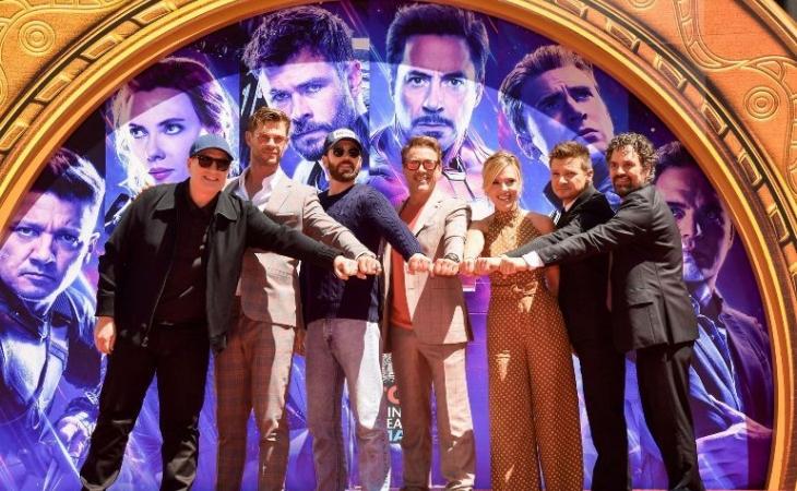 ¿Avengers: Endgame, próximo rey de la taquilla?