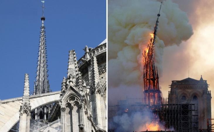 10 datos sobre la catedral ícono de Francia