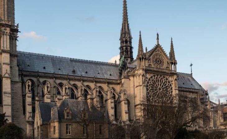 """""""El jorobado de Notre Dame"""", la obra que salvó a la catedral"""