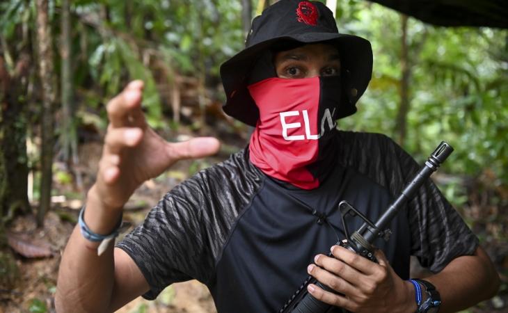 Eln no renunciará a minas quiebrapatas: alias Uriel | El