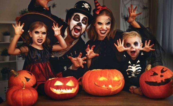 Recomendaciones para disfrutar de este Halloween en casa