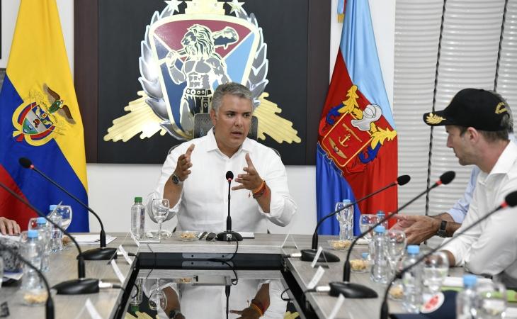 Duque reiteró compromiso con seguridad de Tumaco | El Nuevo Siglo