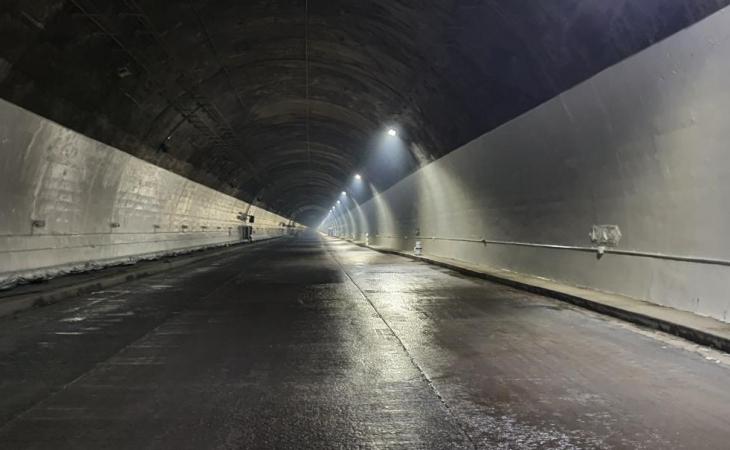 El Túnel de La Línea: al servicio en la primera semana de ...