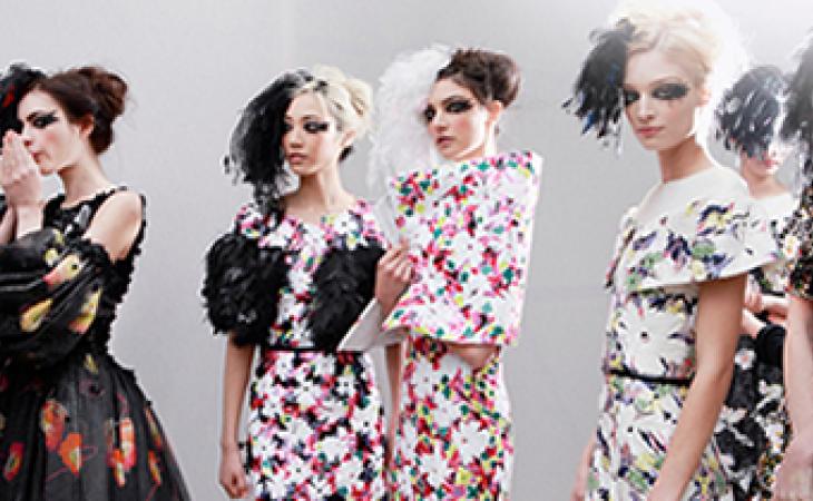 Mujeres de Chanel florecen encantadas | El Nuevo Siglo Bogotá