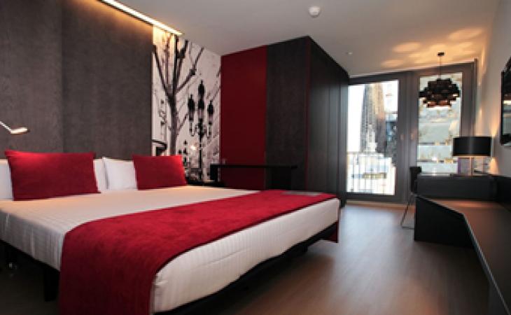 Habitaciones matrimoniales un nido con mucho estilo el for Deco de habitaciones matrimoniales