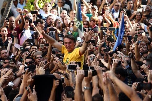 Bolsonaro y sus pensamientos