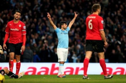 Jornada de goles en la Premier League