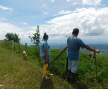 Un viaje por la restitucion de tierras