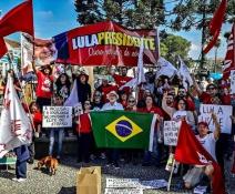 Lula lanza precandidatura