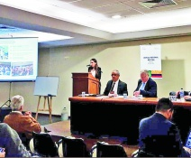 Colombia en asociación internacional minera