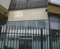 Escandalo en escuela de artes