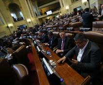 Chismes politicos en Colombia