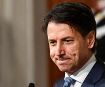 Conte renuncia a ser premier italiano