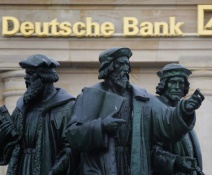 Crisis en banco Deutsche
