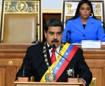 Maduro en el parlamento