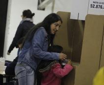 Elección presidencial en Colombia