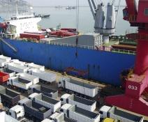 Compras de Colombia a China