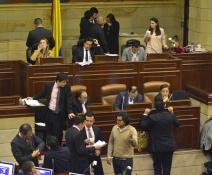 Parlamento Andino.