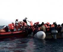 Crisis migrantes en España