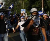 Nicaragua.