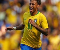 Neymar en rusia