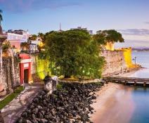 De turismo a Puerto Rico