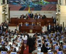 Instalacion nuevo Congreso